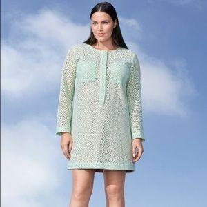 Victoria Beckham for Target Mint Green Dress